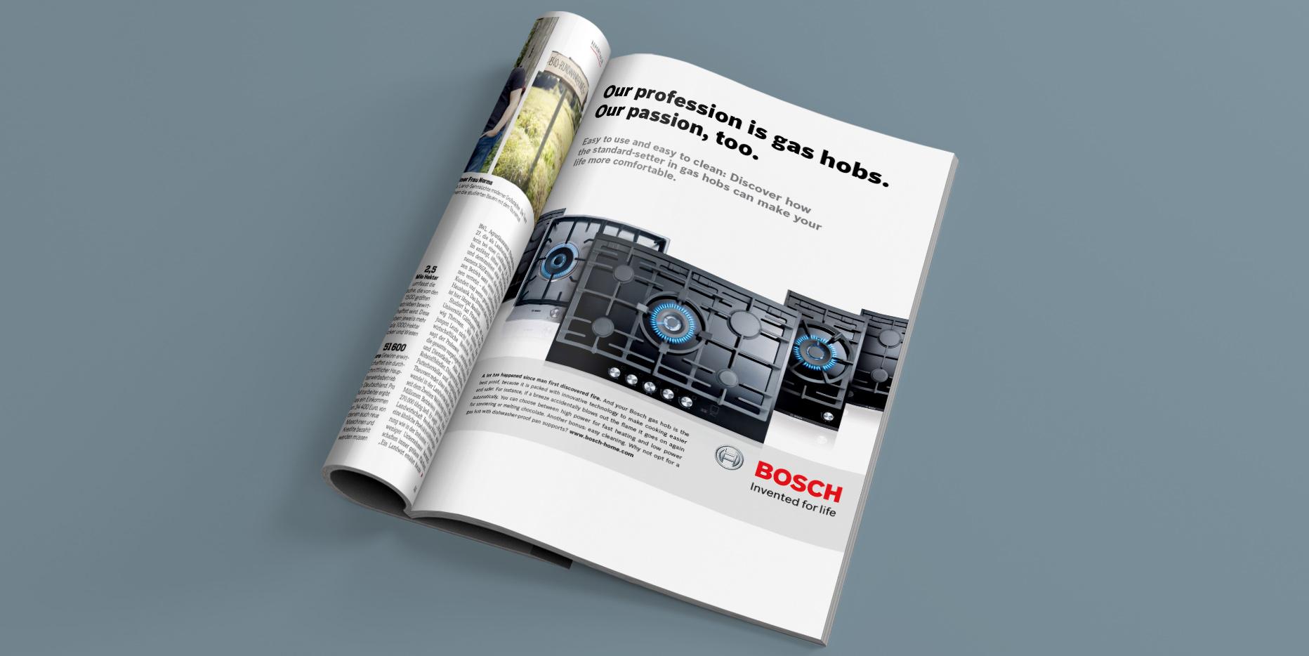 Referenz Feuer Und Flamme Fur Bosch Gaskochfelder Straight